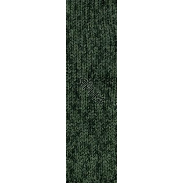 Yarn Burcum punto Alize (Ализе) #   6757 [зеленый]