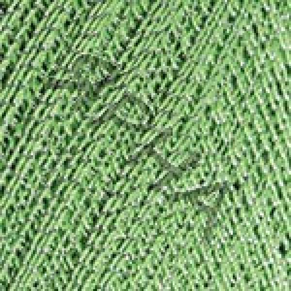 Yarn Violet lurex YarnArt (РАМ) #  16332 [зел яблоко+серебро]