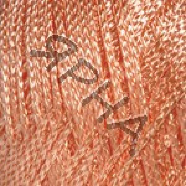 Yarn Viscose cord (Pearl) YarnArt (РАМ) #    103 [персик]