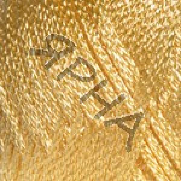 Yarn Viscose cord (Pearl) YarnArt (РАМ) #    108 [бл.желтый]