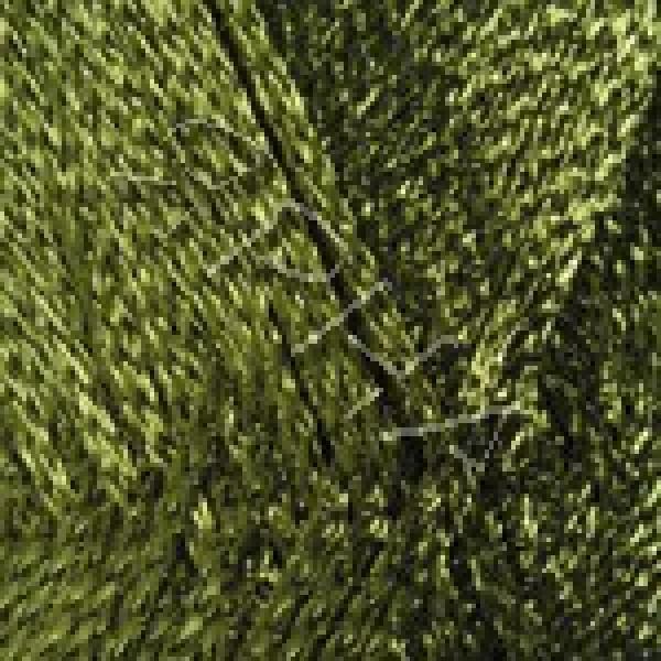 Yarn Viscose cord (Pearl) YarnArt (РАМ) #    120 [зелень]