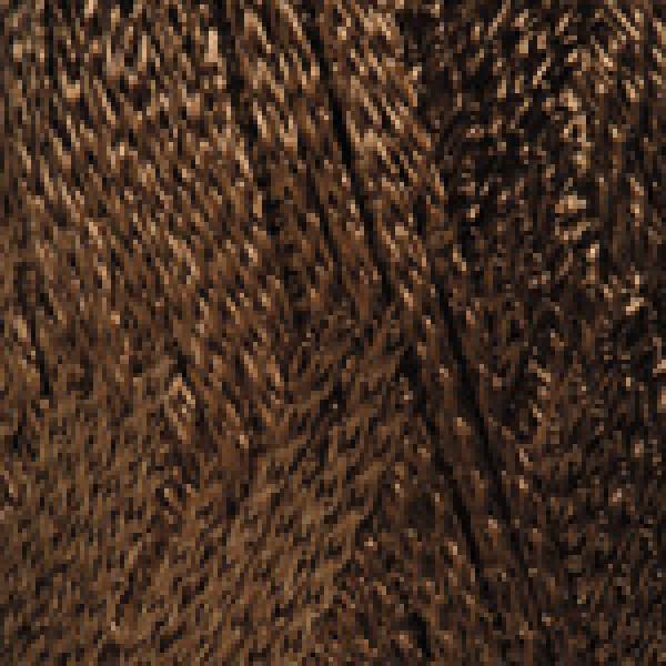 Yarn Viscose cord (Pearl) YarnArt (РАМ) #    229 [шоколад]