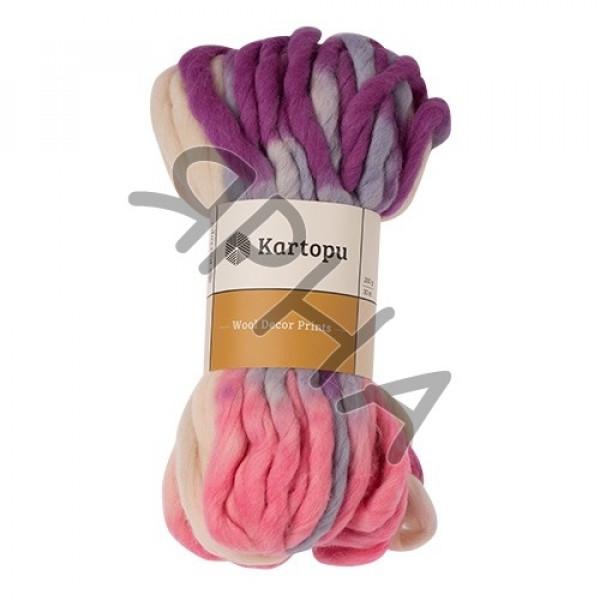 Yarn Wool decor print Картопу #   3152 []