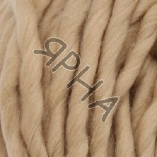 Yarn Wool decor Картопу #   1883 [песок]
