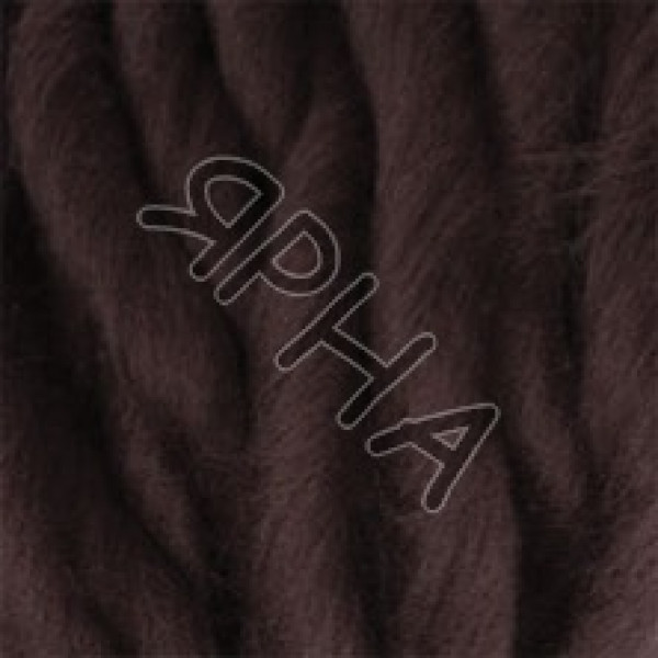 Yarn Wool decor Картопу #   1890 [коричневый]