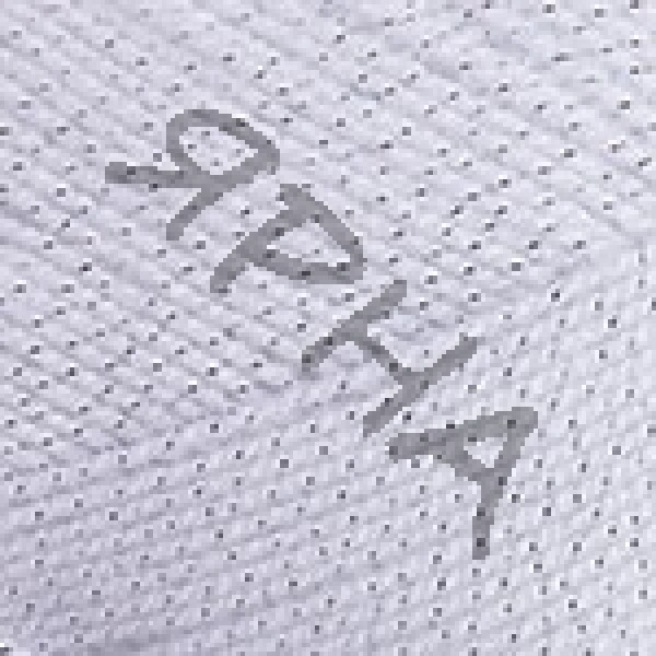 Yarn Gold RAM YarnArt (РАМ) #   9051 [бел+ серебро]