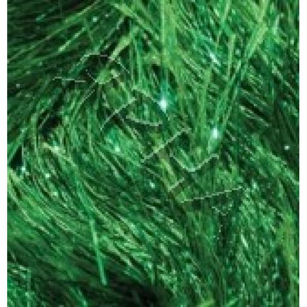 Yarn Decofur simli Alize (Ализе) #  59501 [зел трава]