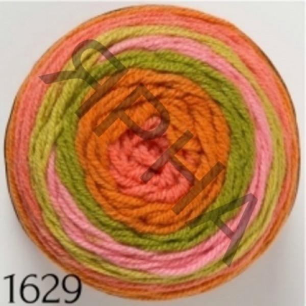 Yarn Jersey Картопу #   1629 [меланж]