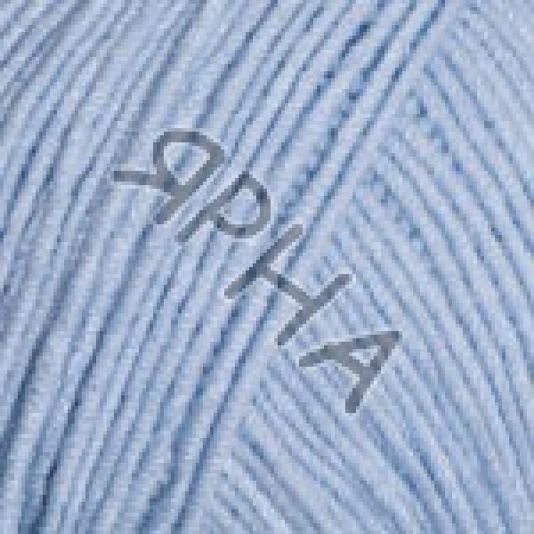 Пряжа в мотках Джинс плюс YarnArt YarnArt (РАМ) #     75 [голубой]