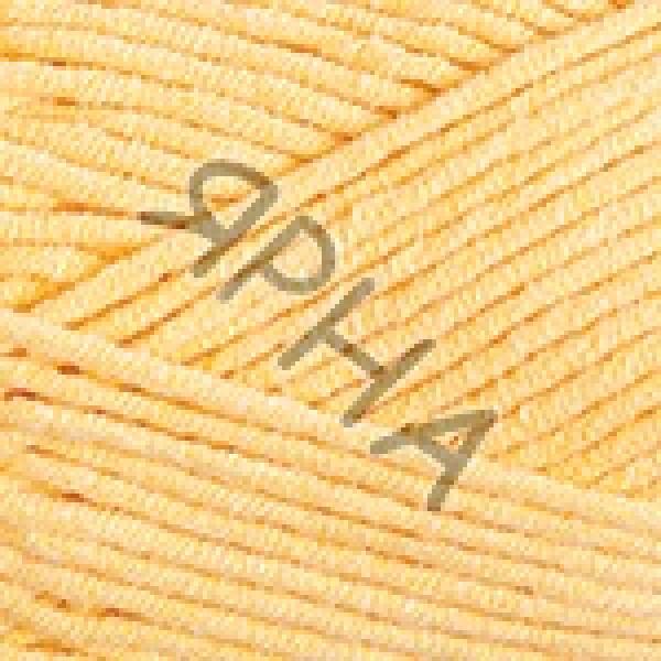 Yarn Jeans plus RAM YarnArt (РАМ) #     88 [желтый]
