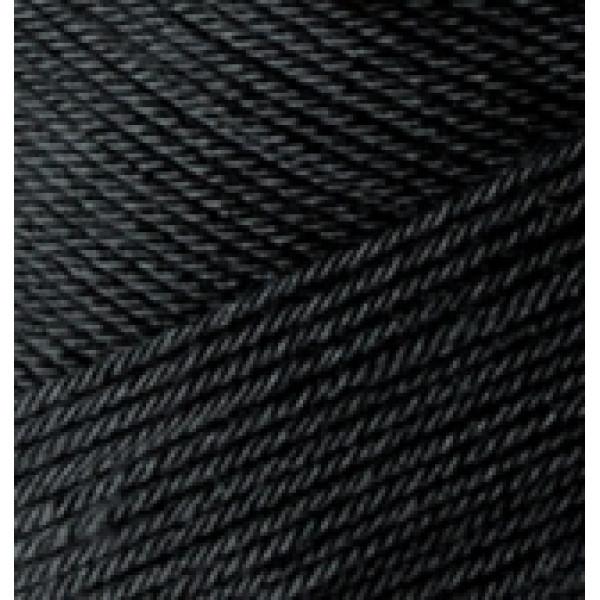 Дива стрейч 60 черный Alize (Ализе)