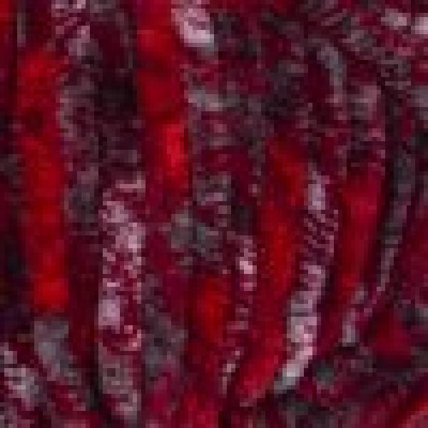 Дольче 805 красно-белый мелаж YarnArt (РАМ)