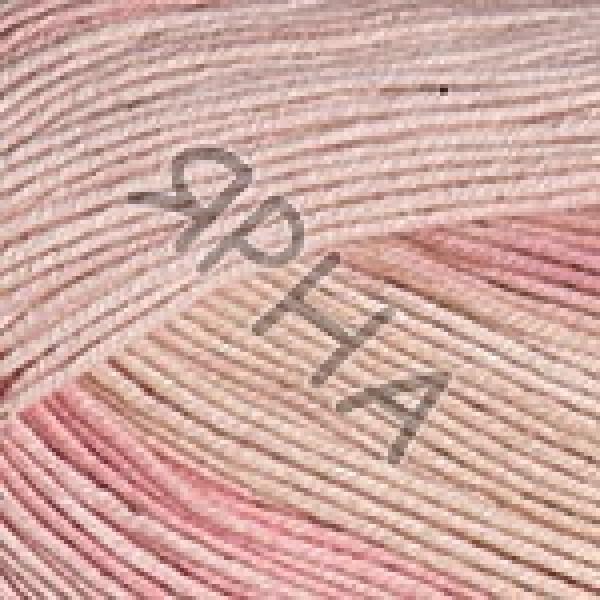 Yarn Ideal crazy YarnArt (РАМ) #   4203 [беж-розовый]