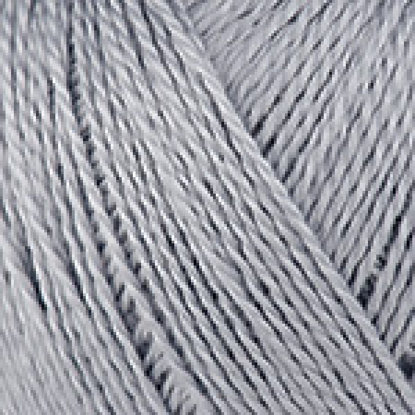 Пряжа в мотках Ирис РАМ 0,2 YarnArt (РАМ) #    933 [св.серый]