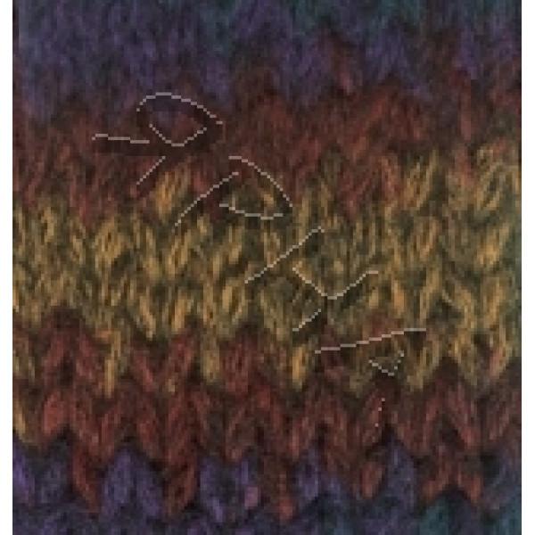 Yarn Country Alize (Ализе) #   5035 [горчич-коричневый]
