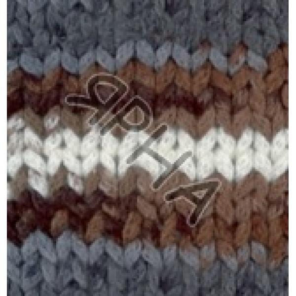 Yarn Country Alize (Ализе) #   5489 [серо-коричневый]