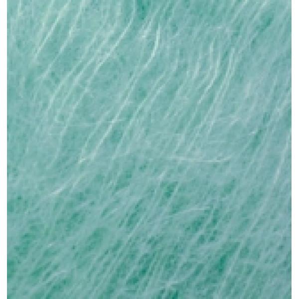 Пряжа в мотках Кид роял Ализе Alize (Ализе) #    457 [лазурный]