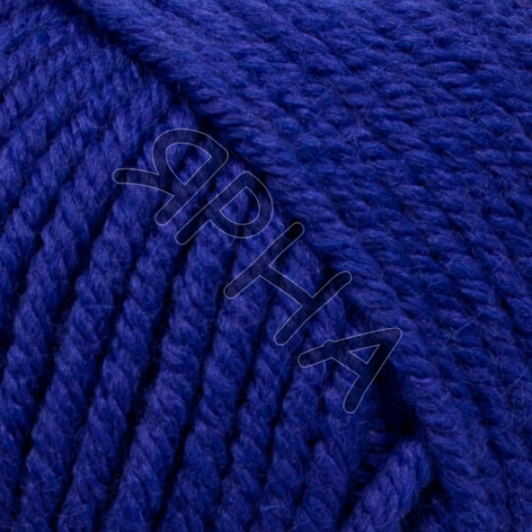 Yarn Cozy wool Картопу #   1624 [т.синий]
