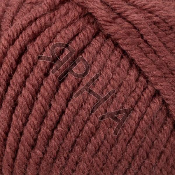 Yarn Cozy wool Картопу #   1892 [баклажан]