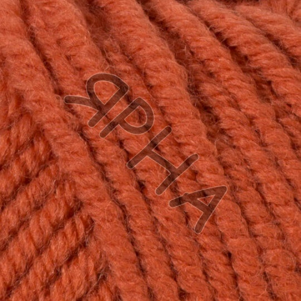 Yarn Cozy wool Картопу #   1210 [рыжий]