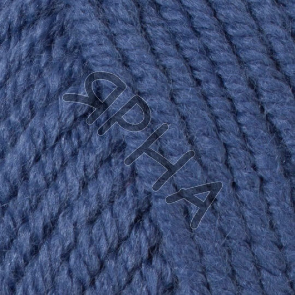 Yarn Cozy wool Картопу #   1533 [джинс]