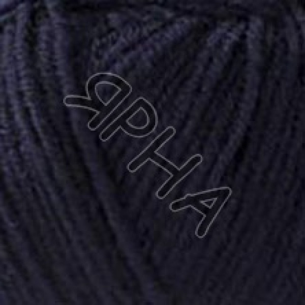 Yarn Cozy wool Картопу #    630 [синий]