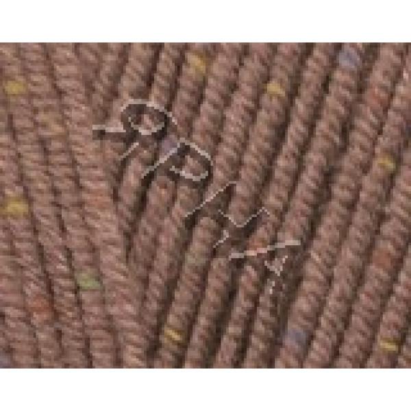 Yarn Cotton gold tweed Alize (Ализе) #    493 [каштановый]