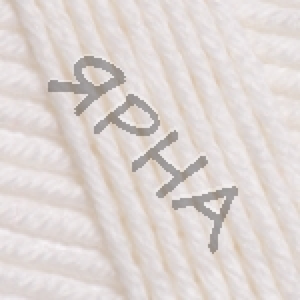 Yarn Creative YarnArt (РАМ) #    222 [белое молоко]