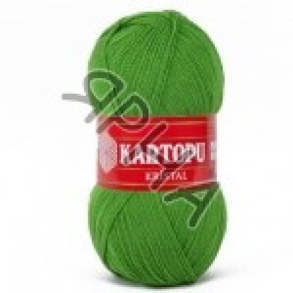 Yarn Kristal Kartopu Картопу #   1397 [зеленый]