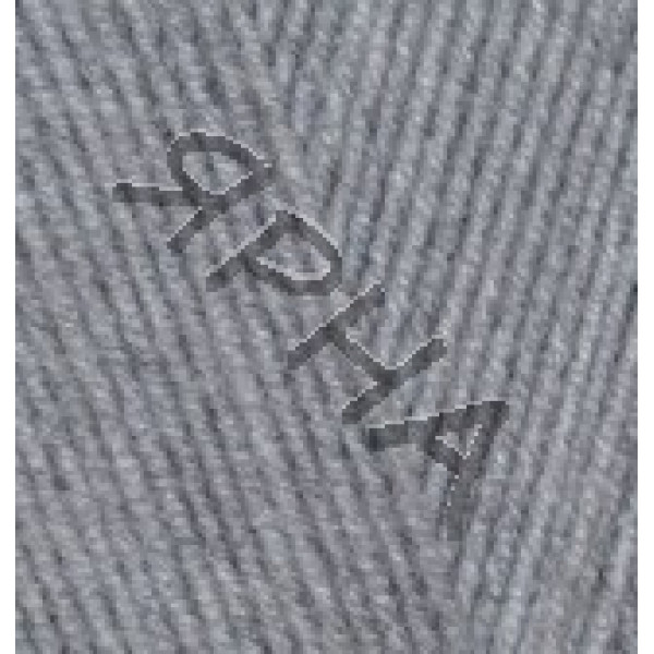 Пряжа в мотках Лана Голд 800 Alize (Ализе) #    200 [серо-сиреневый]
