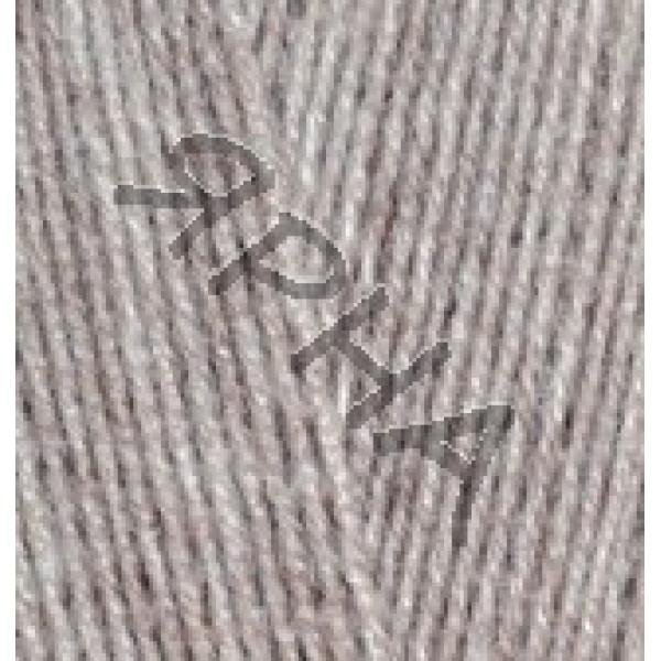 Пряжа в мотках Лана Голд 800 Alize (Ализе) #    207 [серо-бежевый]