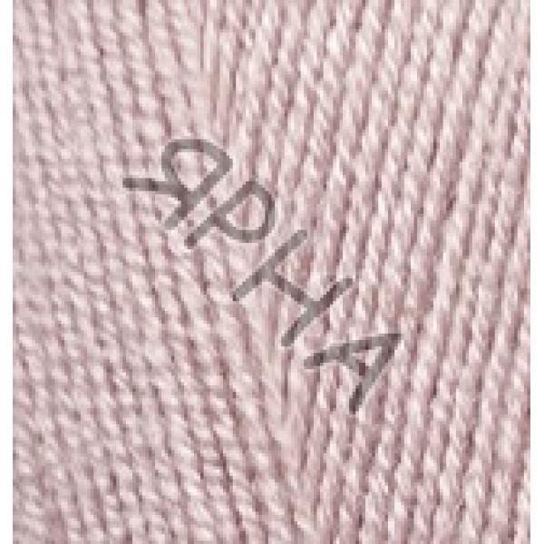Пряжа в мотках Лана Голд 800 Alize (Ализе) #    161 [пудра]