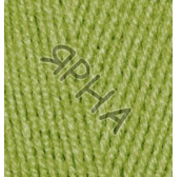 Пряжа в мотках Лана Голд 800 Alize (Ализе) #    485 [трава]