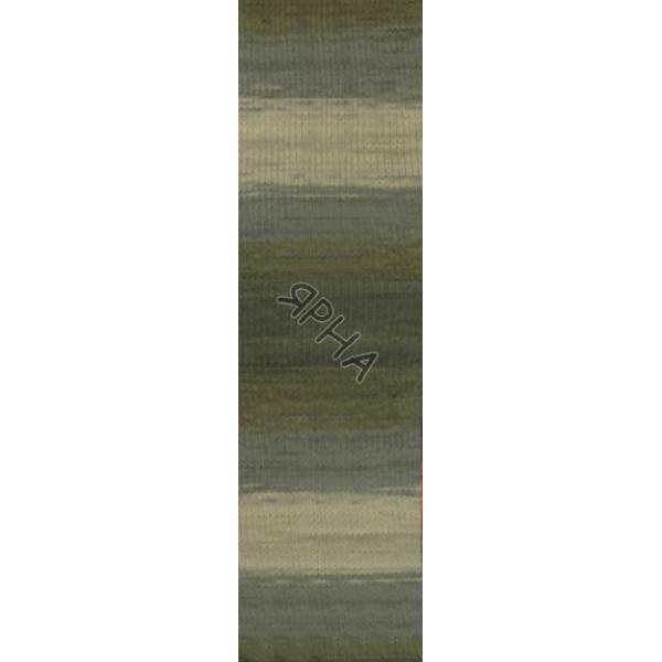Yarn Lana gold batik Alize (Ализе) #   6379 []