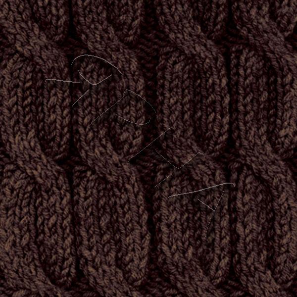 Yarn Lana gold fine Alize (Ализе) #     26 [коричневый]