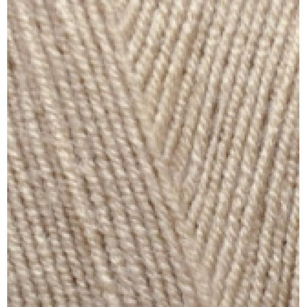Пряжа в мотках Лана голд файн Alize (Ализе) #     05 [беж]