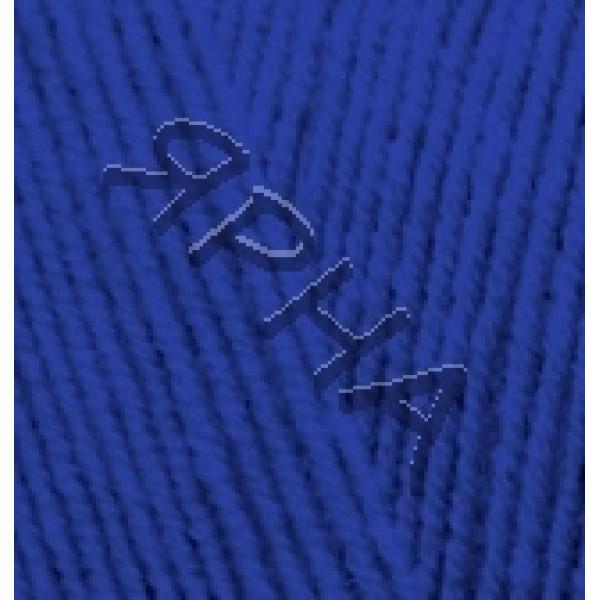 Пряжа в мотках Лана голд файн Alize (Ализе) #    141 [синий]