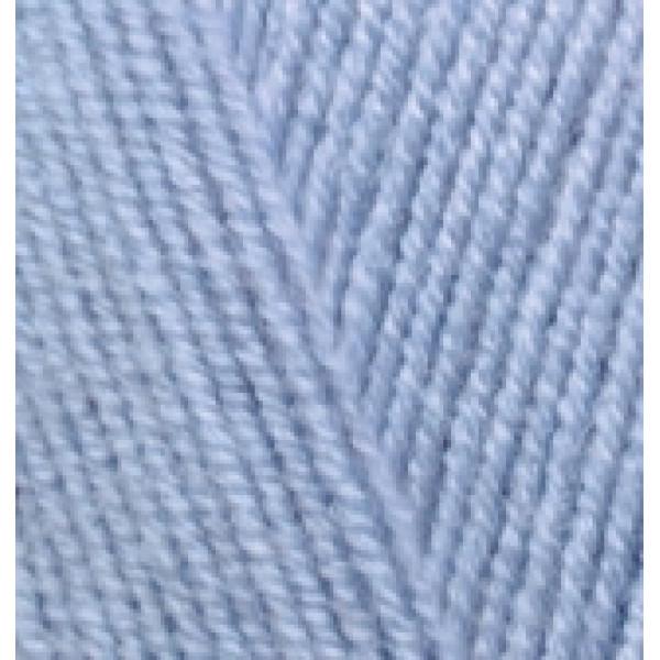 Пряжа в мотках Лана голд файн Alize (Ализе) #     40 [бл.голубой]