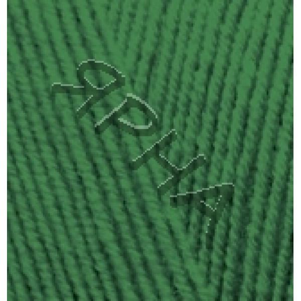 Пряжа в мотках Лана голд файн Alize (Ализе) #    118 [т.зеленый]