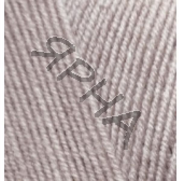 Пряжа в мотках Лана голд файн Alize (Ализе) #    207 [серо-бежевый]