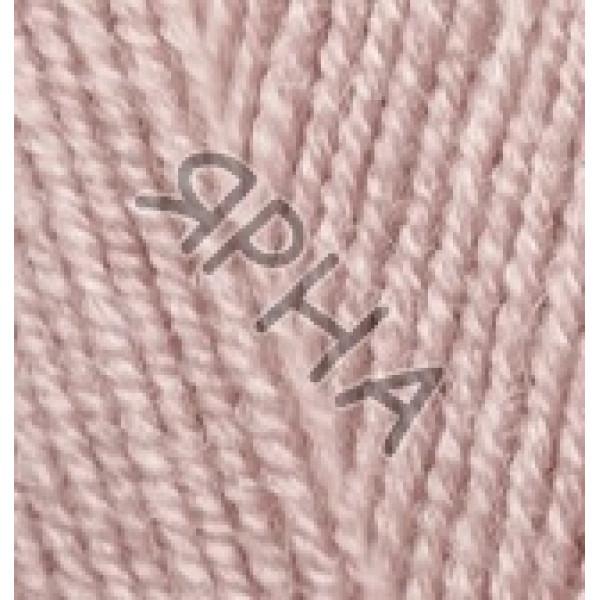 Пряжа в мотках Лана голд файн Alize (Ализе) #    161 [пудра]
