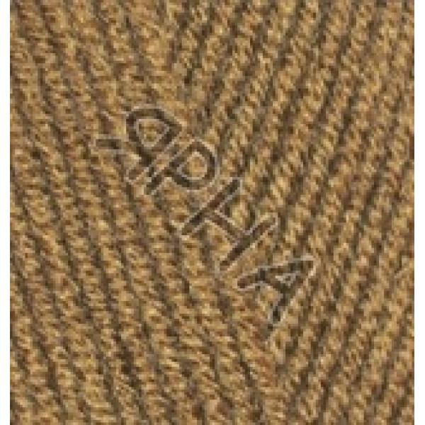 Пряжа в мотках Лана голд файн Alize (Ализе) #    499 [латте]