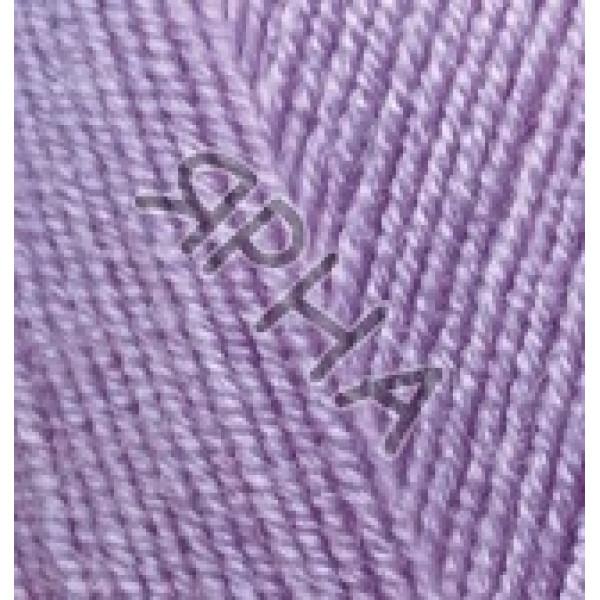 Пряжа в мотках Лана голд файн Alize (Ализе) #    166 [лиловый]