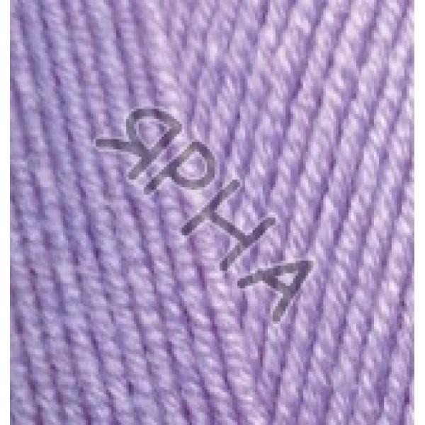 Yarn Лана Голд Alize (Ализе) #    166 [лиловый]