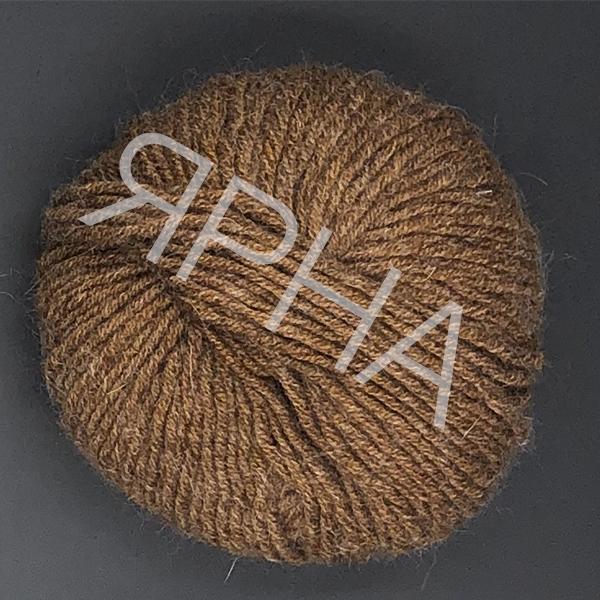 Yarn Angora wool Ярна # 606/70 [норка]