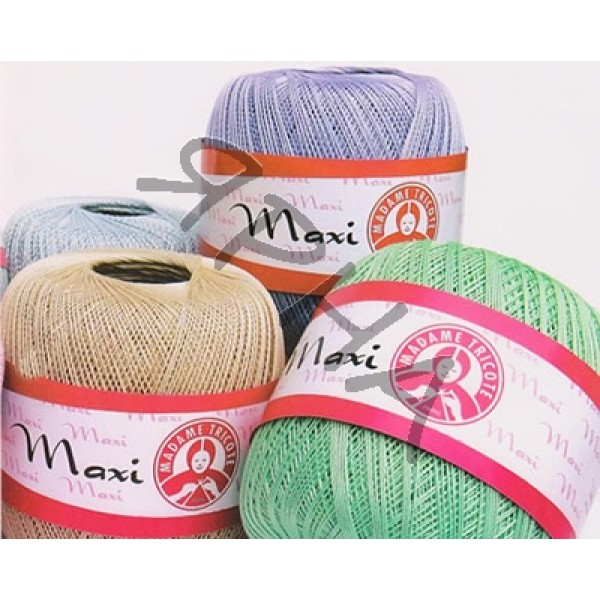 Maxi Madame Tricote