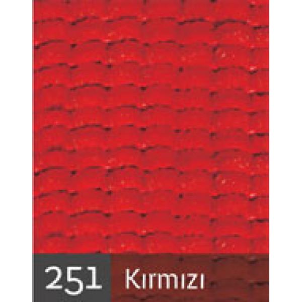 Yarn Marifetli Alize (Ализе) #    251 [красный]