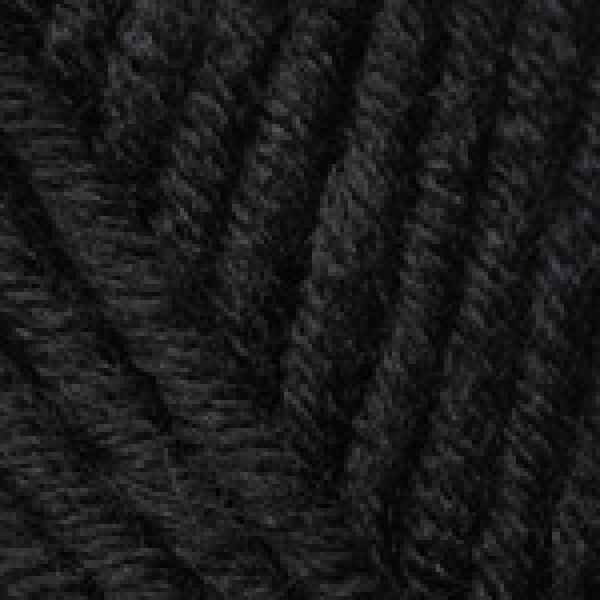 Yarn Merino bulky YarnArt (РАМ) #    585 [черный]