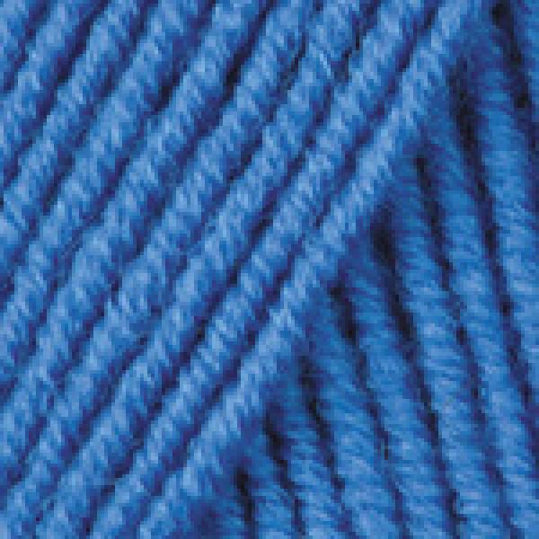 Yarn Merino deluxe 50 YarnArt (РАМ) #   3040 [василек]