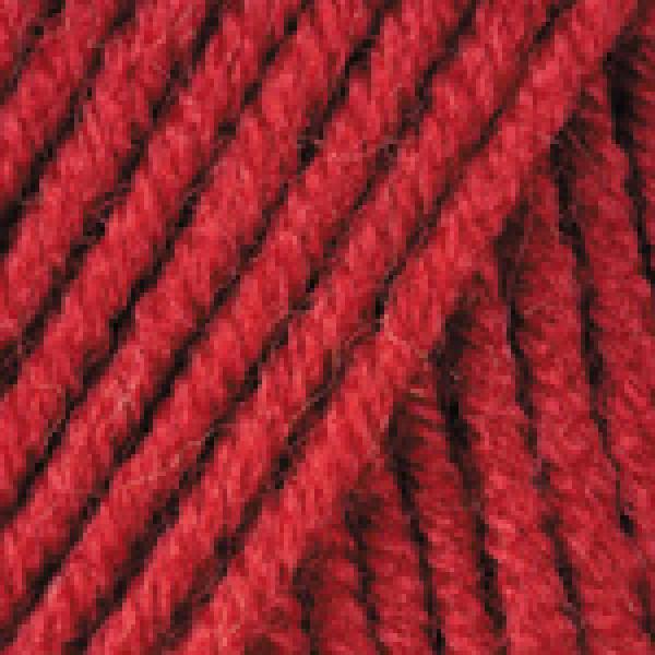 Yarn Merino deluxe 50 YarnArt (РАМ) #   3024 [красный]